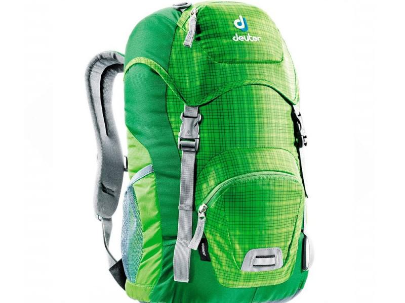 Рюкзак Deuter JUNIOR 10 л зеленый 36029-2012 deuter giga blackberry dresscode