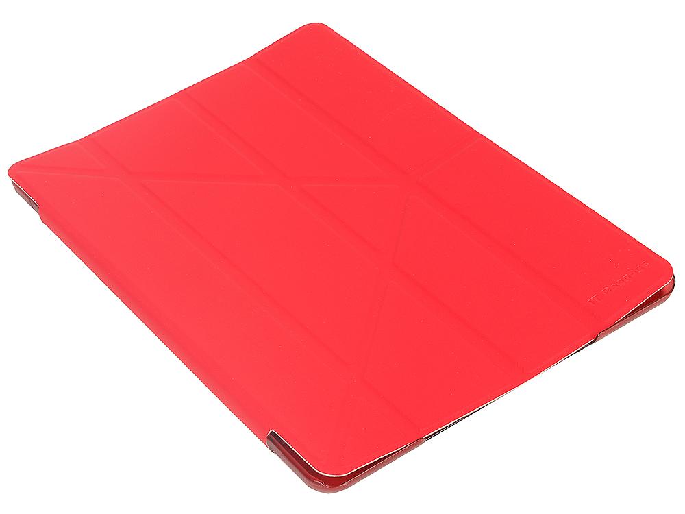 купить Чехол IT BAGGAGE для планшета iPad Air 2 9.7 hard case искус. кожа красный с тонированной задней стенкой ITIPAD25-3 недорого