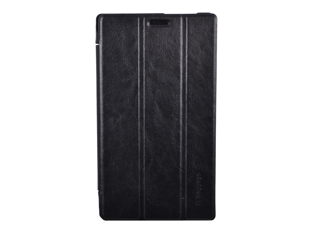 """Чехол IT BAGGAGE для планшета LENOVO IdeaTab 2 7"""" A7-20 ультратонкий черный ITLN2A725-1"""