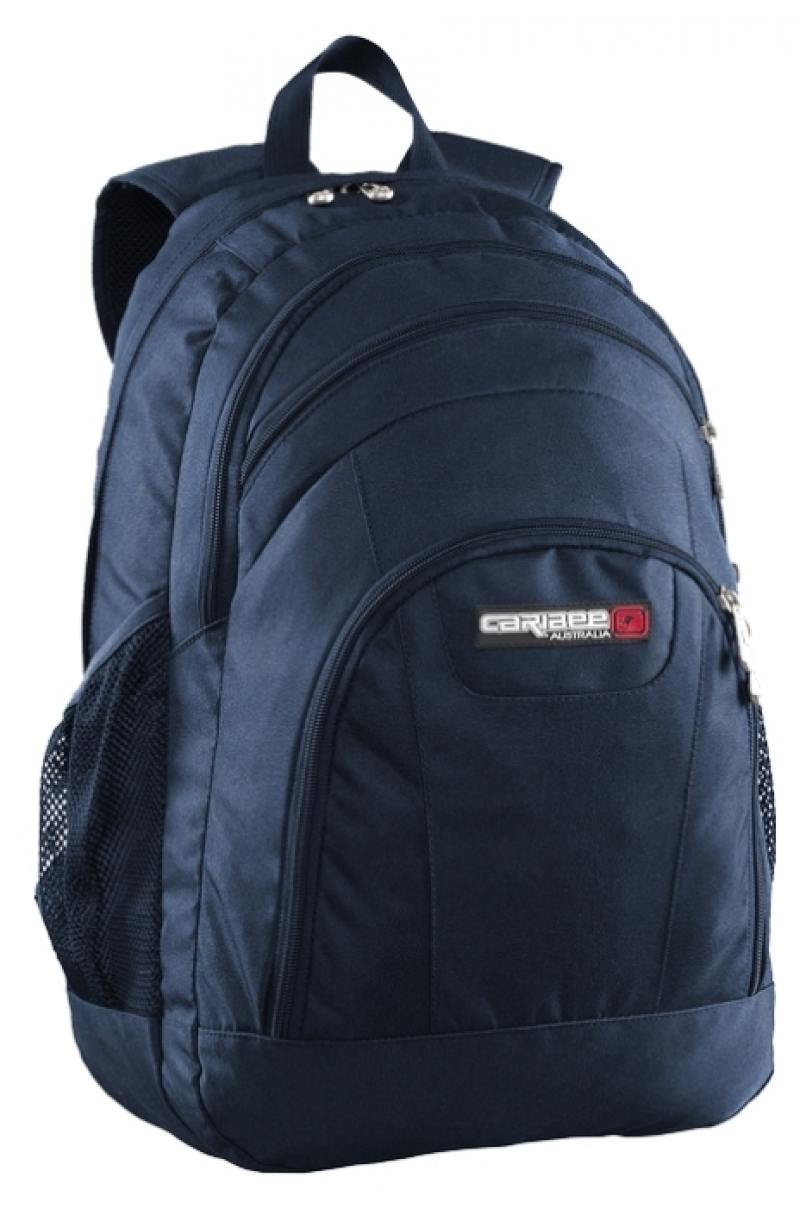 Рюкзак CARIBEE RHINE синий 6442NAV рюкзаки caribee рюкзак caribee hoodwink