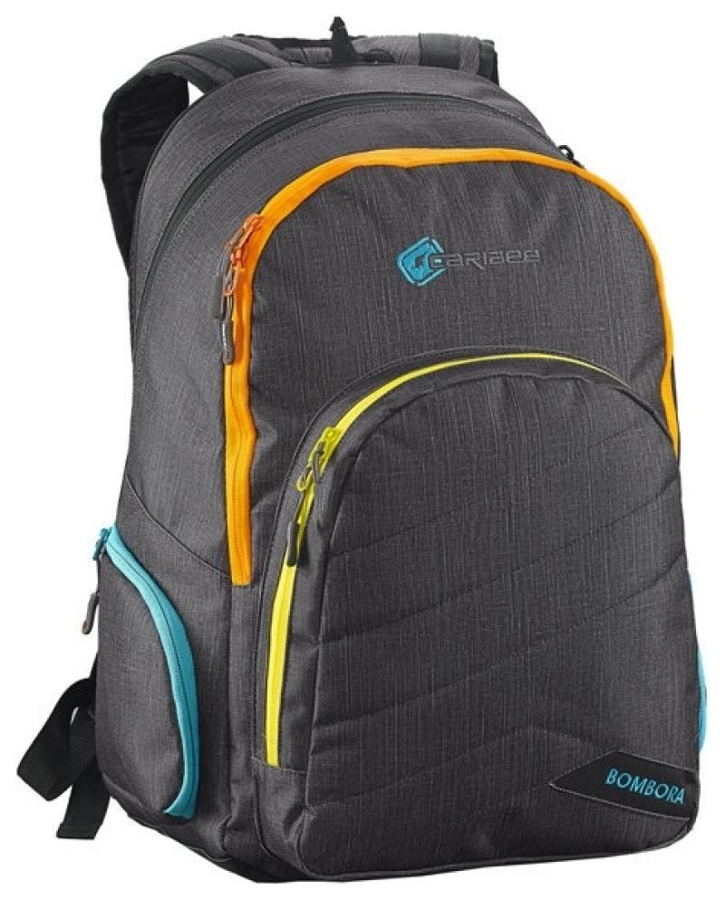 Рюкзак CARIBEE BOMBORA черный 6378 рюкзаки caribee рюкзак caribee hoodwink