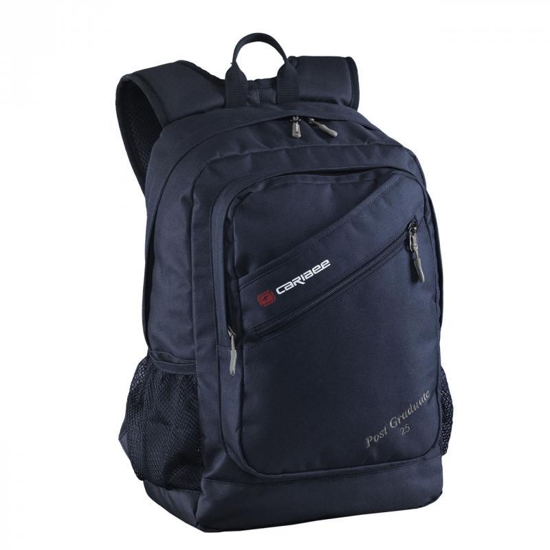 Рюкзак CARIBEE POST GRADUATE Т/синий 64521