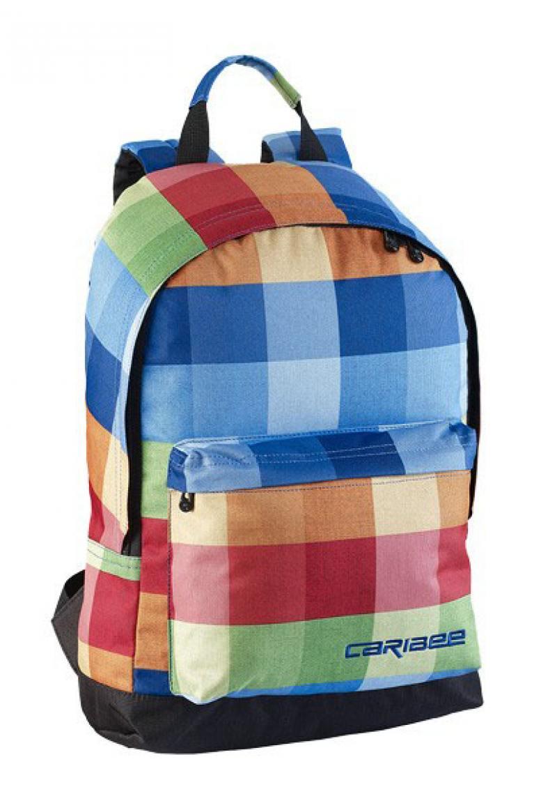 Рюкзак CARIBEE CAMPUS калейдоскоп 64703 рюкзак caribee trek цвет черный 32 л