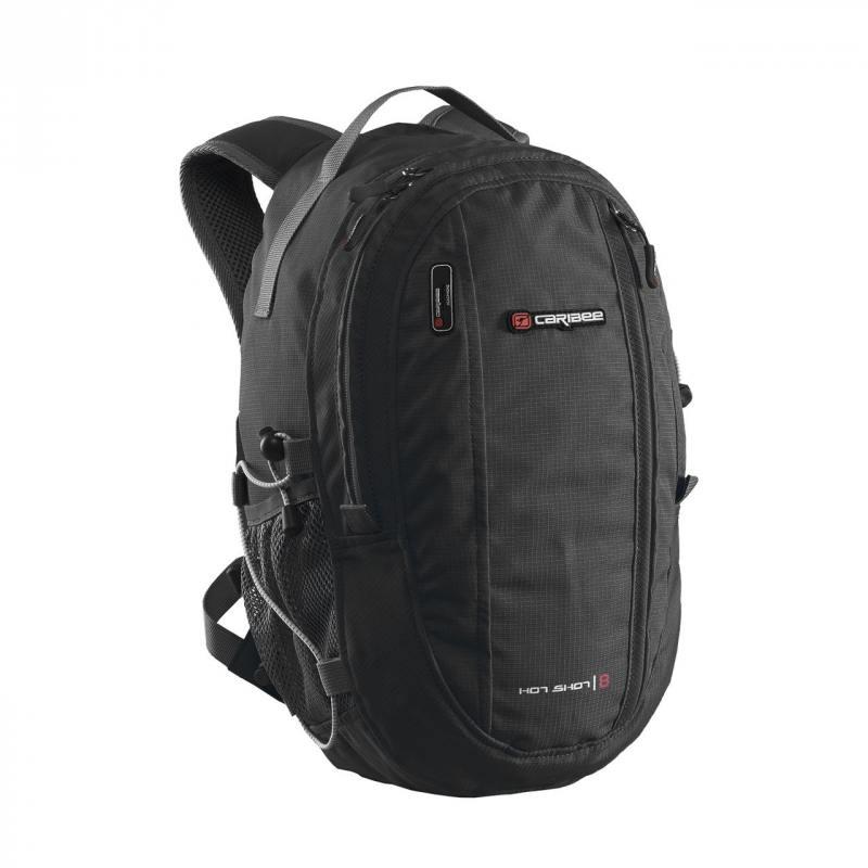 Рюкзак CARIBEE HOT SHOT черный 6105 рюкзак caribee trek цвет черный 32 л