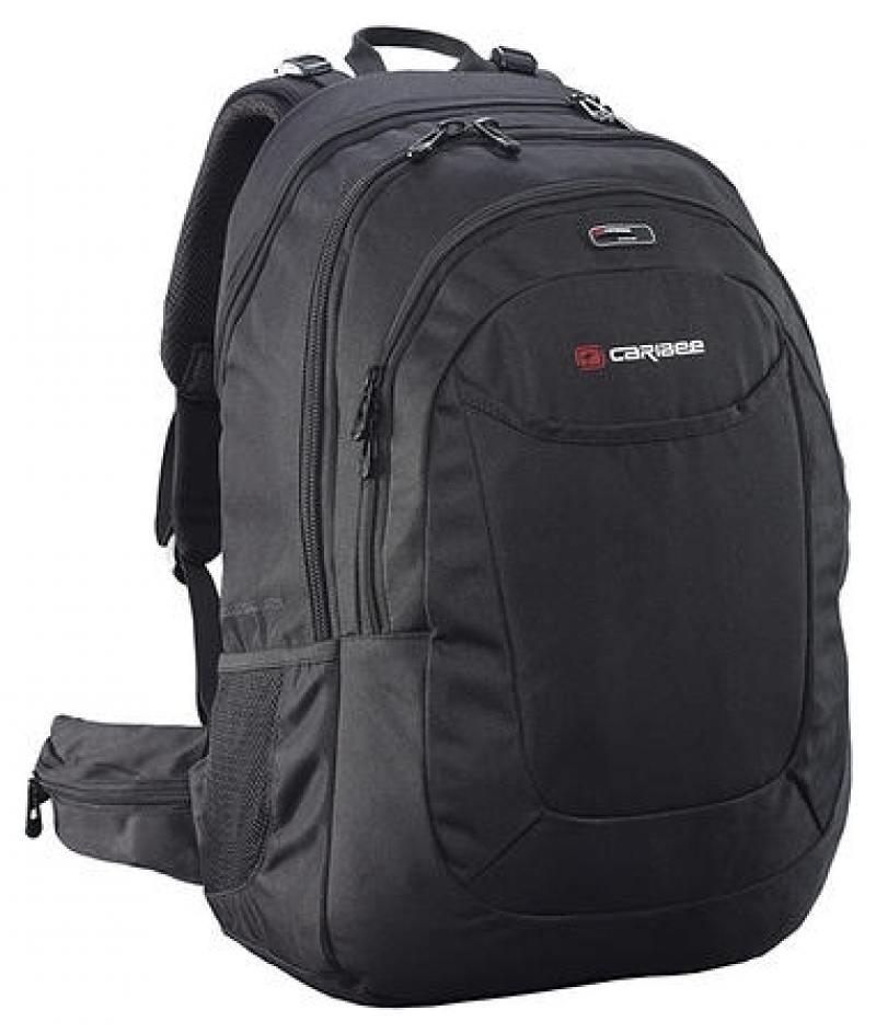 Рюкзак CARIBEE COLLEGE 40 X-tend черный 6370