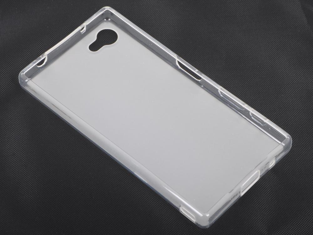 Силиконовый чехол для Sony Xperia Z5 Compact DF xCase-01