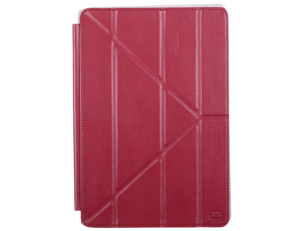 Универсальный чехол для планшета Promate Plica-10 бордовый