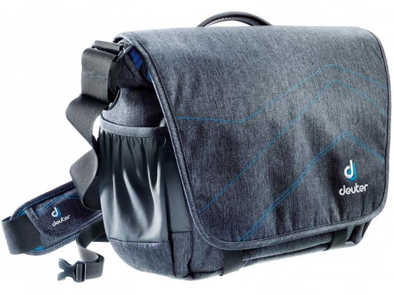 Сумка с отделением для ноутбука Deuter Operate I 11 л серый бирюзовый 85063-7314 сумка deuter сумка shoulder bags operate i бирюзовая