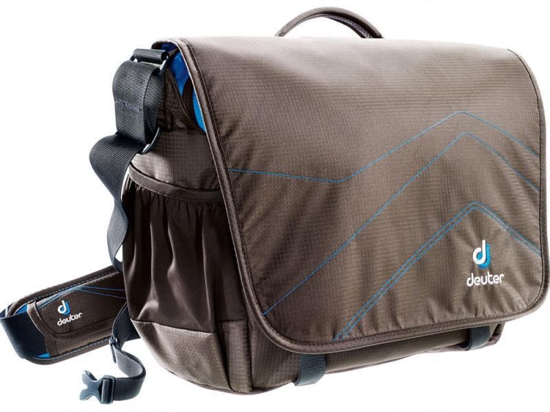 Сумка с отделением для ноутбука Deuter Operate II 14 л коричневый бирюзовый 85073-6306