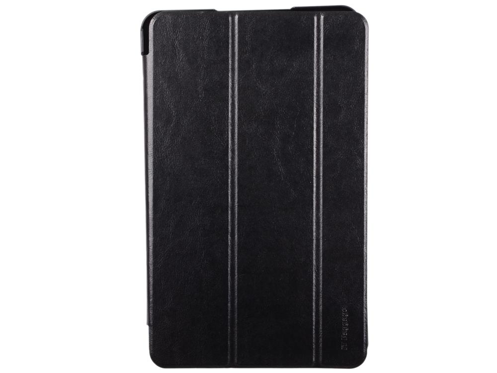 Чехол-книжка для Samsung Galaxy Tab A 10.1 SM-T580/T585 IT BAGGAGE Black флип, искусственная кожа, ультратонкий gangxun blackview a8 max корпус высокого качества кожа pu флип чехол kickstand anti shock кошелек для blackview a8 max