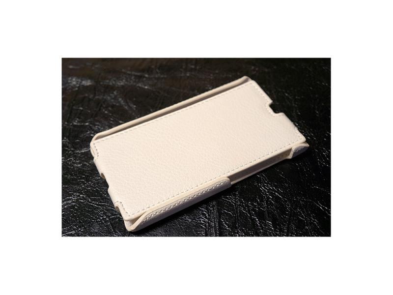 Чехол - книжка iBox Premium для Nokia X/X+ белый аккумулятор nano tech аналог bn 01 1500 mah для nokia x x
