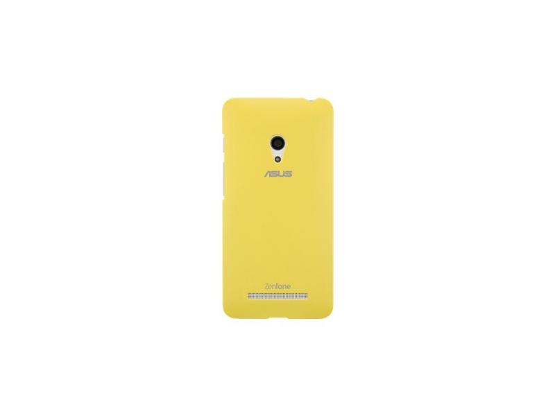 цена на Чехол Asus для ZenFone A500 PF-01 COLOR CASE желтый 90XB00RA-BSL2J0