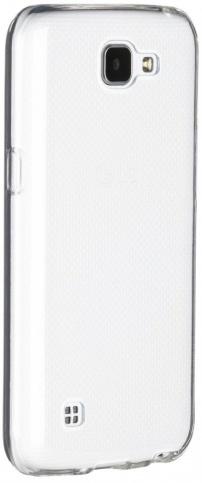 Накладка силикон iBox Crystal для LG K4 прозрачный чехол силикон ibox crystal для htc desire 516 316 прозрачный