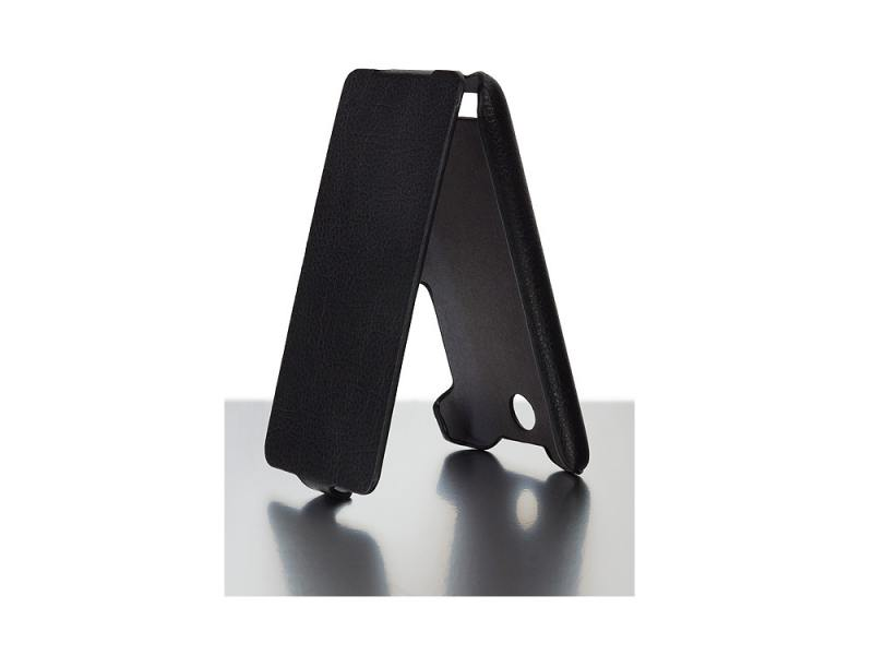 Чехол - книжка iBox Premium для Lenovo A526 черный чехол для lenovo ideaphone k910 vibe z ibox premium black