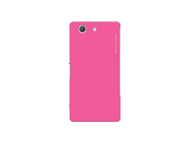 Чехол Deppa Air Case для Sony Xperia Z3 Compact розовый 83147 чехол deppa air case для sony xperia z3 розовый 83140