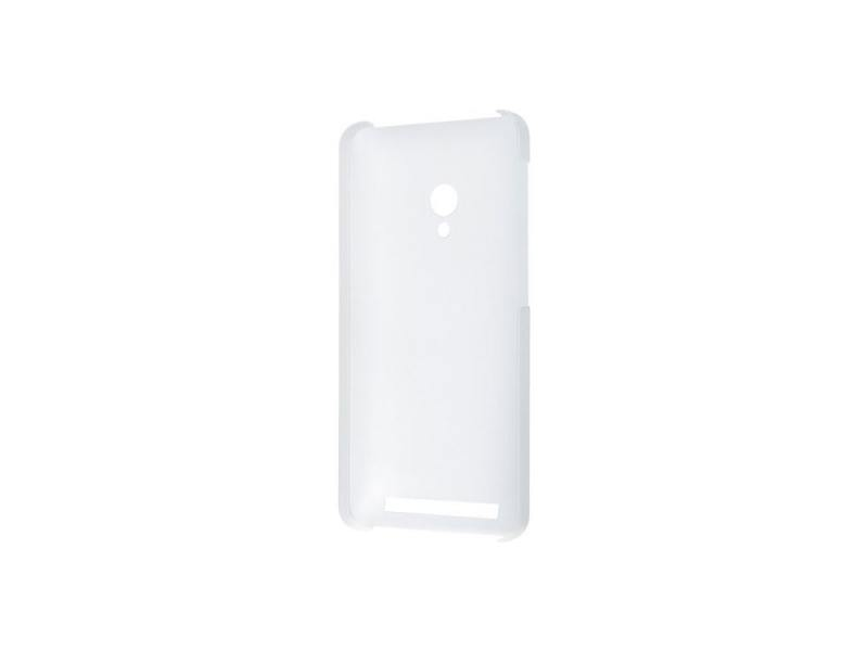Чехол Asus для ZenFone A450CG PF-01 PF-01 CLEAR CASE прозрачный 90XB00RA-BSL1P0 чехлы накладки для телефонов кпк beard asus zenfone zenfone5 4 5 a450cg