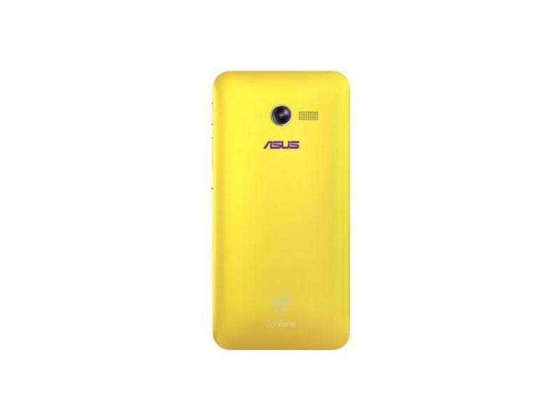 Задняя крышка Asus для ZenFone A400 PF-01 ZEN CASE желтый 90XB00RA-BSL180