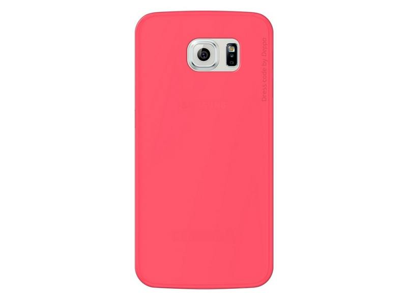 Чехол Deppa Sky Case и защитная пленка для Samsung Galaxy S6 коралловый 86039 чехол deppa sky case и защитная пленка для samsung galaxy s6 edge коралловый 86045