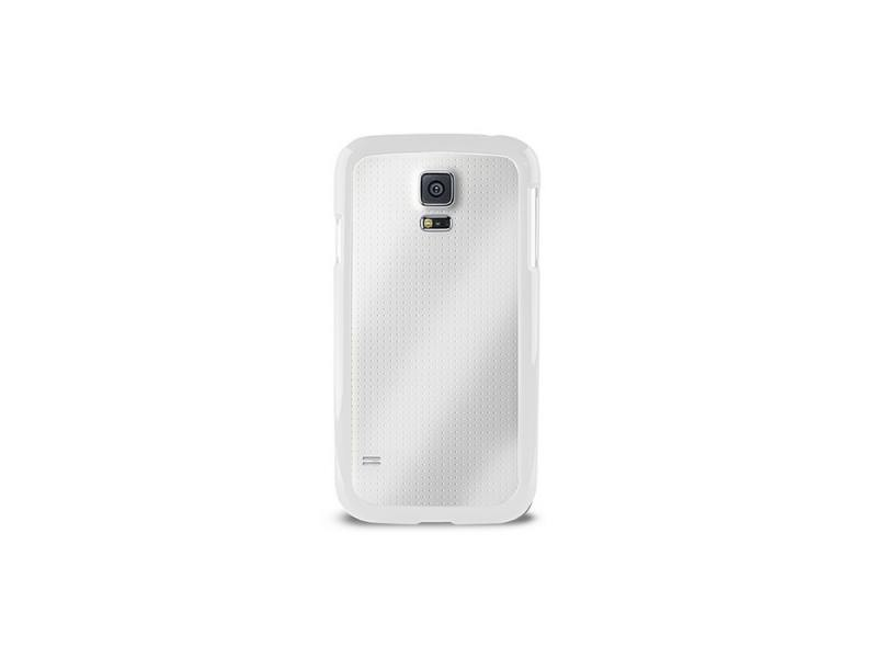 цена на Чехол PURO для Galaxy S5 белый SGS5CLEARWHI