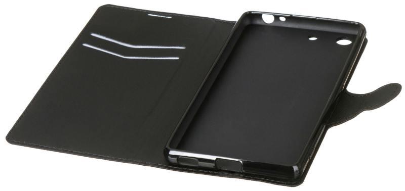 Чехол-книжка Red Line Book Type для Sony M5 супер гладкий черный