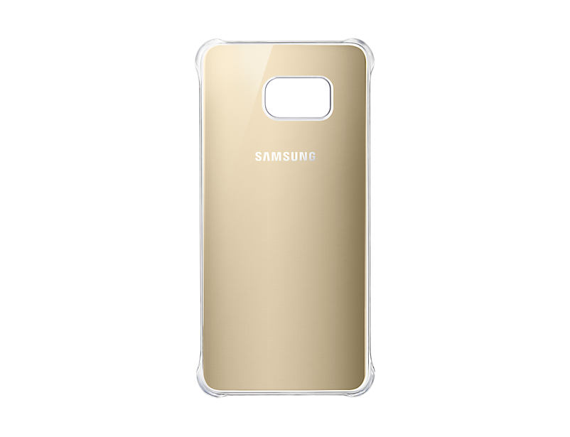 Чехол Samsung EF-QG928MFEGRU для Galaxy S6 Edge Plus GloCover  золотистый