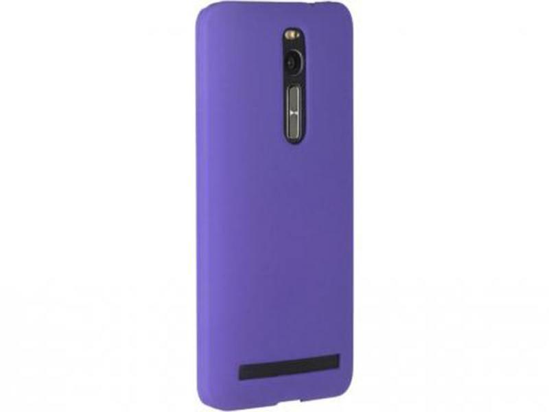 Чехол-накладка Pulsar CLIPCASE PC Soft-Touch для Asus Zenfone Selfie (ZD551KL) (фиолетовая) РСС0036 стоимость