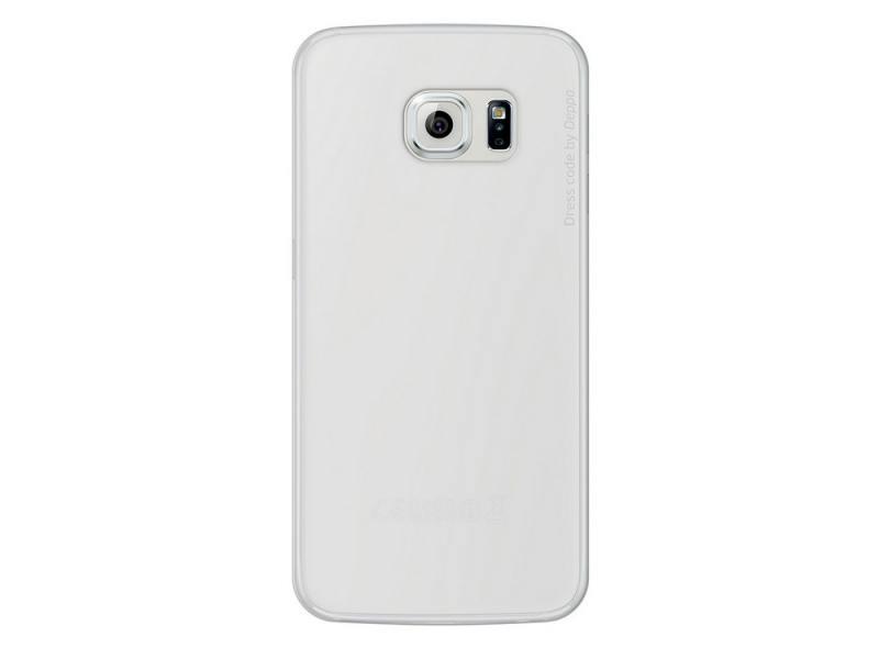 Чехол Deppa Sky Case и защитная пленка для Samsung Galaxy S6 edge прозрачный 86041 чехол deppa sky case и защитная пленка для samsung galaxy s6 edge коралловый 86045