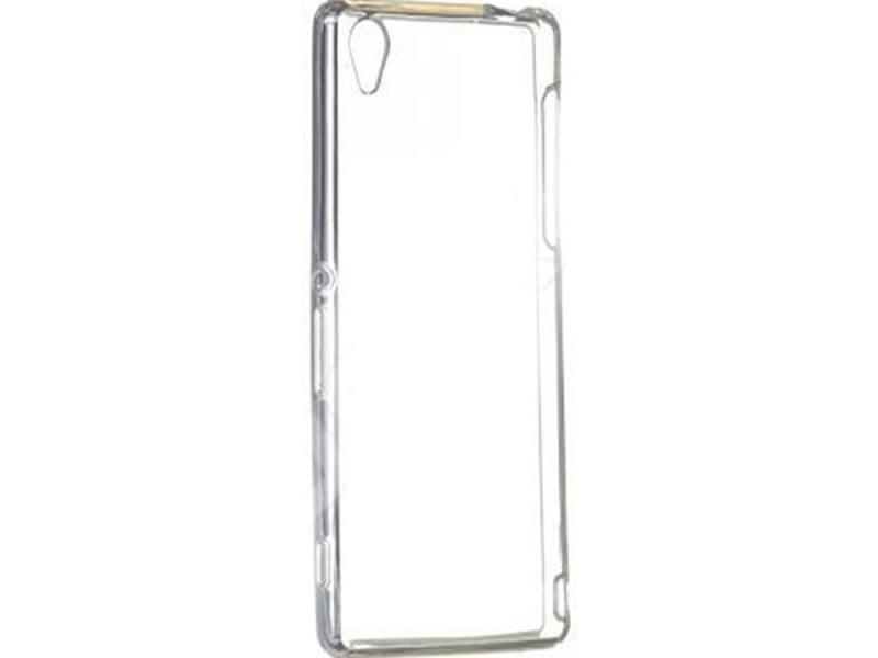 все цены на Чехол силикон iBox Crystal для Sony Xperia Z3+ (прозрачный) онлайн