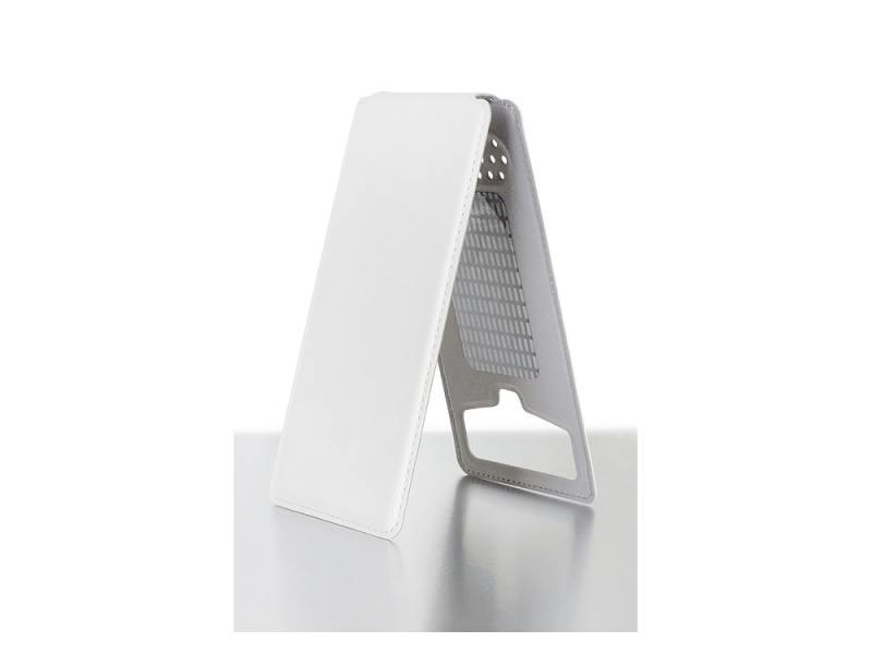 Чехол универсальный iBox UNI-FLIP для телефонов 3.8-4.2 дюйма белый