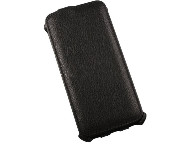 Чехол LP для Samsung Galaxy S6 раскладной кожа черный 0L-00000753 partners lp cd
