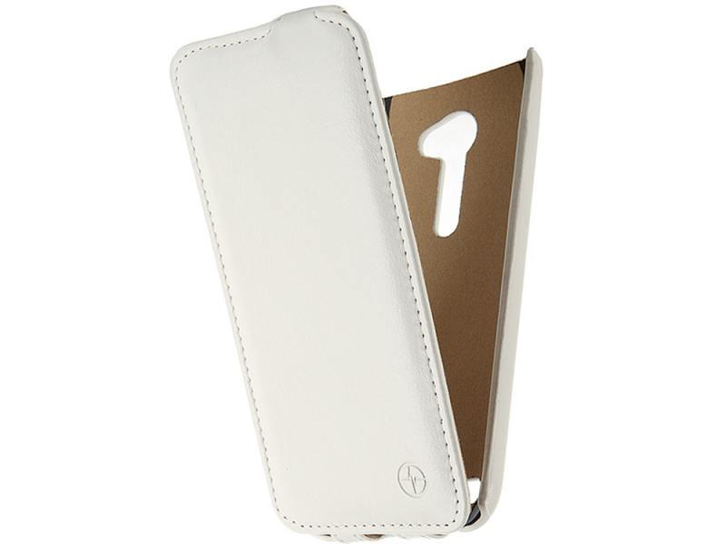 цена на Чехол-флип PULSAR SHELLCASE для ASUS Zenfone 2 ZE551ML 5.5 inch (белый)