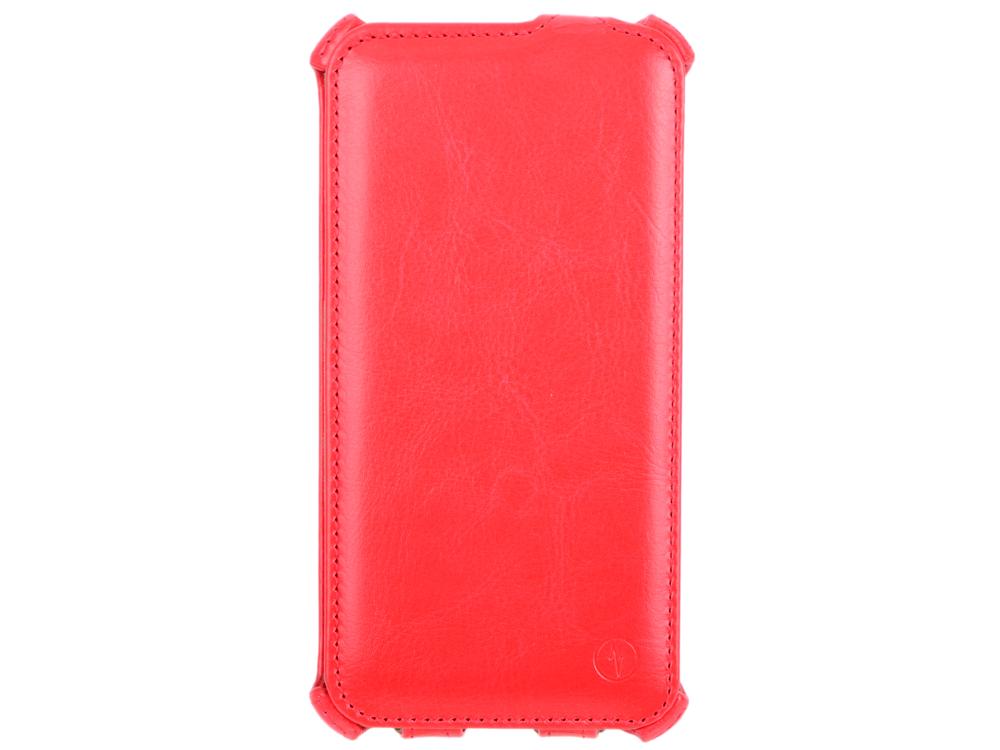 цена на Чехол-флип PULSAR SHELLCASE для ASUS Zenfone Selfie (ZD551KL) красный PSC0820