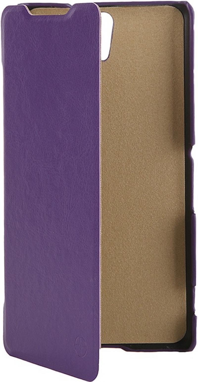 все цены на Чехол-флип PULSAR SHELLCASE для Sony Xperia C5 Ultra Dual (фиолетовый)
