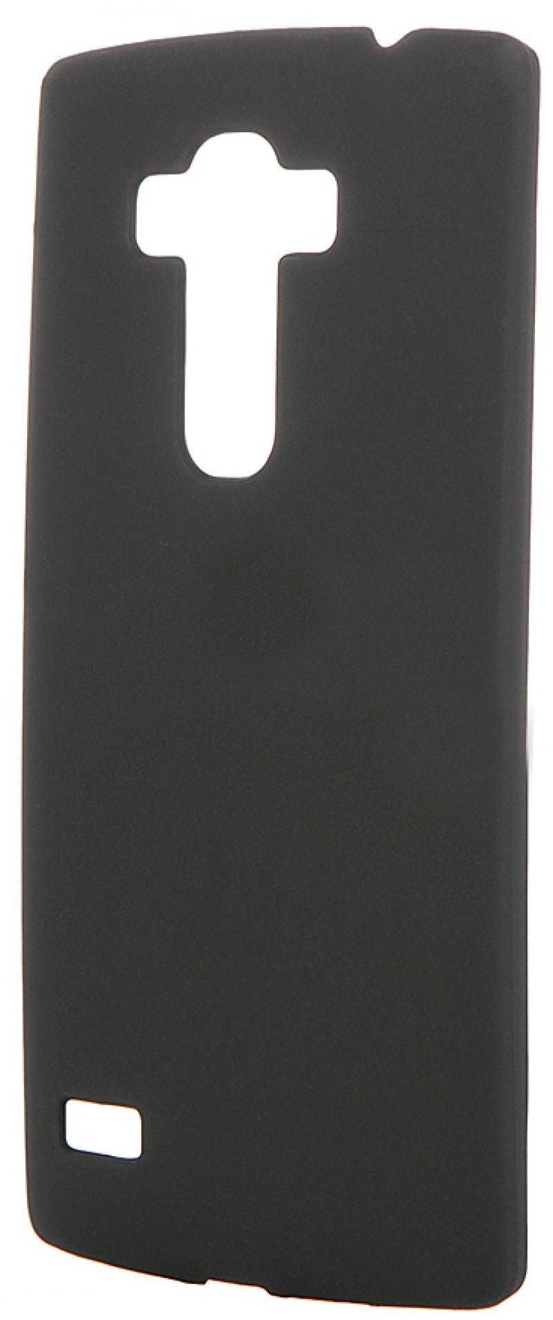 Чехол-накладка для LG G4S Pulsar CLIPCASE PC Soft-Touch Black клип-кейс, пластик клип кейс lg cch 210 для l5 ii черный