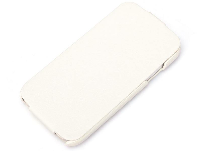 Чехол-книжка для Samsung Galaxy S4 Tutti Frutti ROY TF120202 White флип, искусственная кожа цена и фото