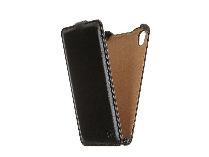 Чехол-флип PULSAR SHELLCASE для Sony Xperia Z5 premium (черный) PSC0806 стоимость