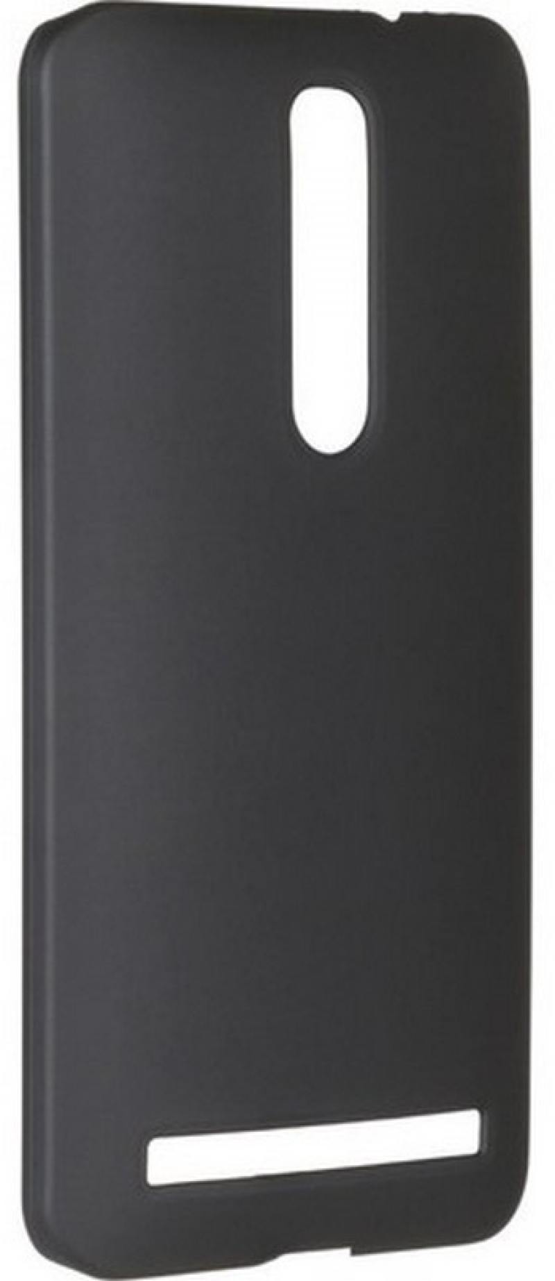 Чехол-накладка для Asus Zenfone С ZC451CG Pulsar CLIPCASE PC Soft-Touch Black клип-кейс, пластик soft-touch ibox business для asus zenfone с zc451cg