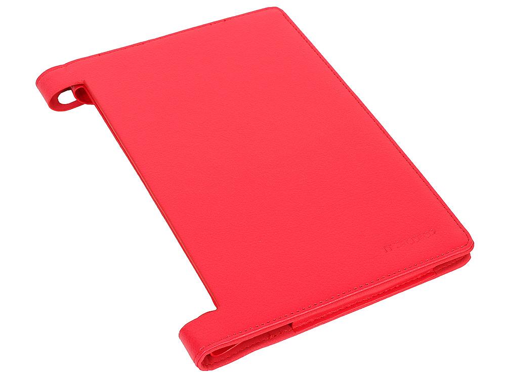 Чехол IT BAGGAGE для планшета Lenovo Yoga 3 8 красный ITLNY283-3 чехол для asus zenpad z580c z580ca it baggage эко кожа черный