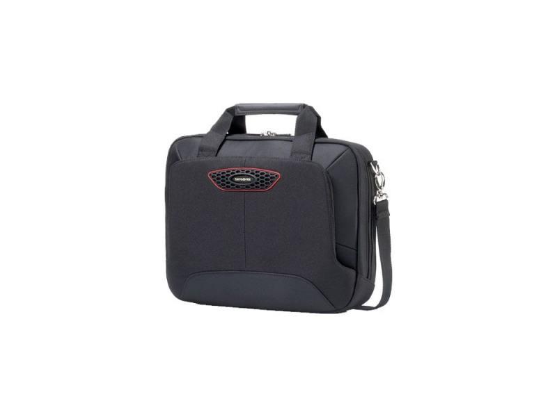 Сумка для ноутбука 15.4 Samsonite V37*002*09 полиэстер черный 10 сумка для ноутбука samsonite 62n 002 09 нейлоновая черная