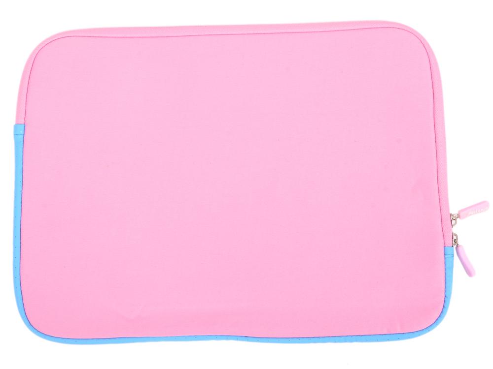 Чехол для ноутбука 14 PortCase KNP-14PN розовый чехол для ноутбука 14 printio бэтмен
