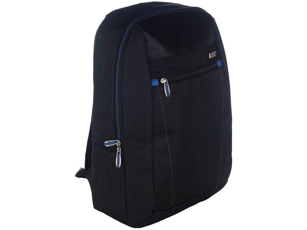 Рюкзак для ноутбука 15.6 Targus TBB571EU нейлон черный/синий рюкзак для ноутбука 16 0 targus cn600 page 1