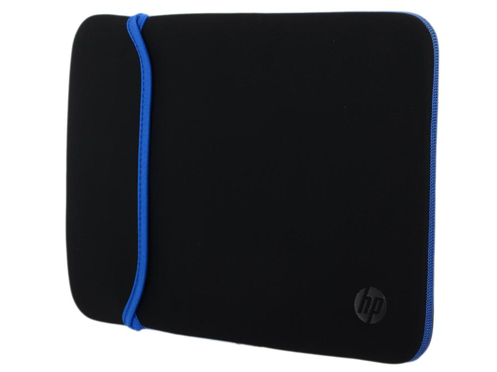 Чехол HP 13.3 Blk/Blue Chroma Sleeve (V5C25AA) папка для ноутбука до 13 hp chroma reversible sleeve v5c24aa