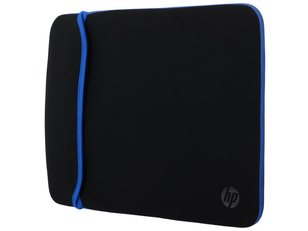 Чехол для ноутбука HP 14.0 Blk/Blue Chroma Sleeve (V5C27AA) chroma подставка для ножей chroma type 301 p 13