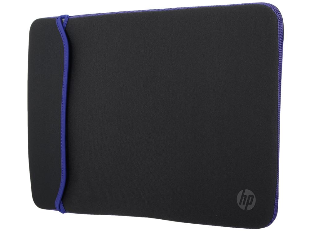все цены на Чехол HP 15.6 Blk/Blue Chroma Sleeve (V5C31AA) онлайн