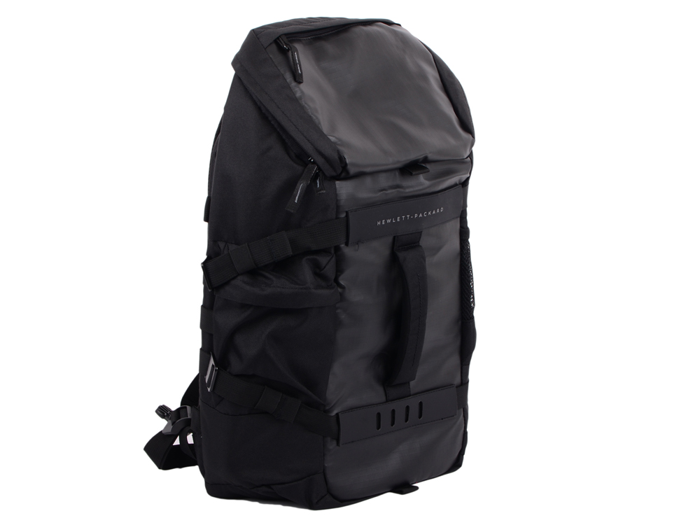 Рюкзак HP 15.6 Black Odyssey Backpack (L8J88AA) рюкзак для ноутбука 15 6 hp odyssey black red x0r83aa