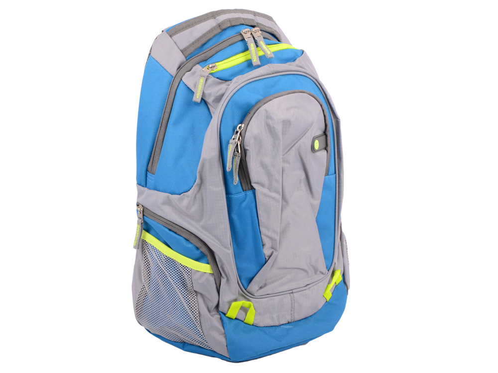 Рюкзак HP 15.6 Outdoor Sport BP grey blue (F4F29AA) рюкзак adidas russia training bp cf4978