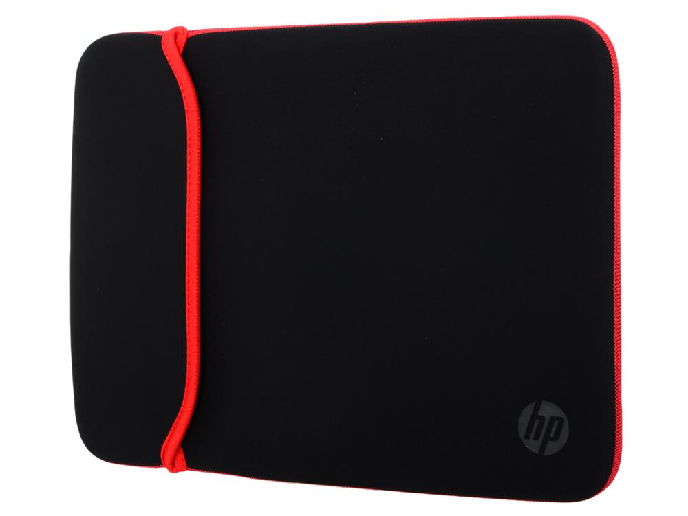 Сумка для ноутбука 11.6 HP Chroma Sleeve черный красный V5C20AA chroma подставка для ножей chroma type 301 p 13