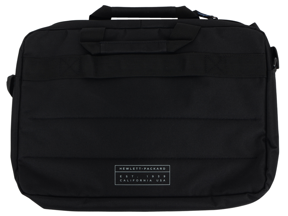 Сумка для ноутбука 15.6 HP Value BLK Topload черный T9B50AA