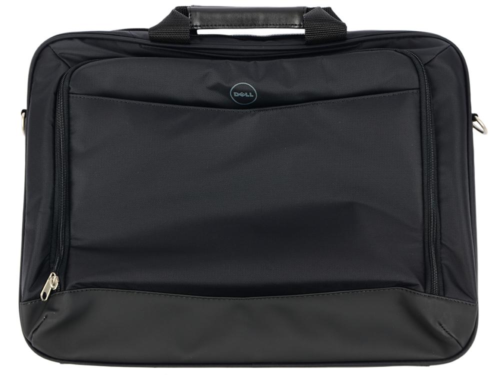 Сумка для ноутбука 16 DELL Business Case нейлон черный 460-11738 сумка для ноутбука 14 dell 460 bcbf синтетика черный
