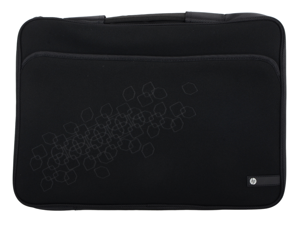 Сумка для ноутбука 16 HP Notebook Sleeve DF черный WU673AA аккумулятор для ноутбука hp compaq hstnn lb12 hstnn ib12 hstnn c02c hstnn ub12 hstnn ib27 nc4200 nc4400 tc4200 6cell tc4400 hstnn ib12